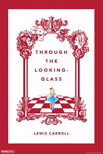 through looking glass lewis carroll