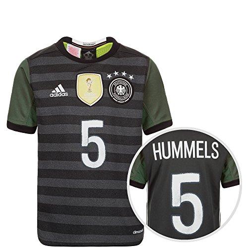 adidas DFB Trikot Away Hummels EM 2016 Kinder 164 - L