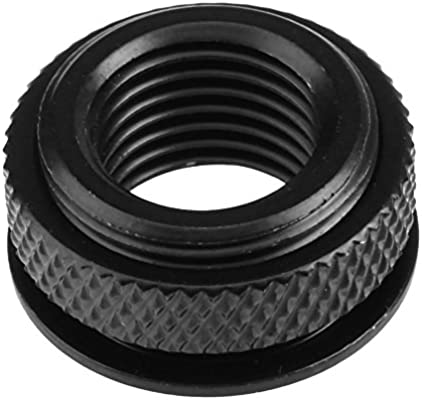 G1//4 Threading Quick Twist Water Cooling Tube Connector Wear Plate Hoop