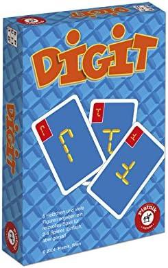 Piatnik - Juego de cartas, de 2 a 4 jugadores (importado ...