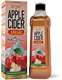 WOW Raw Apple Cider Vinegar - 750 ml