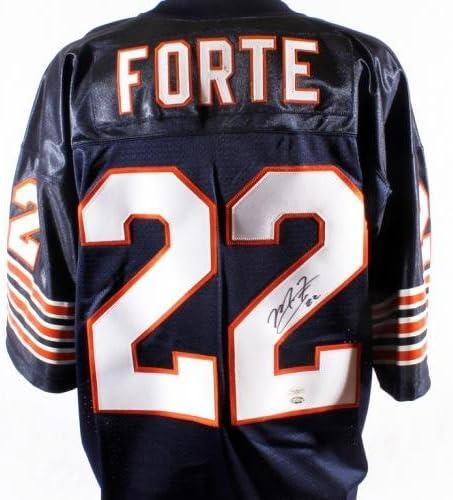 Matt Forte Signed Jersey - JSA Certified - Autographed NFL Jerseys ...