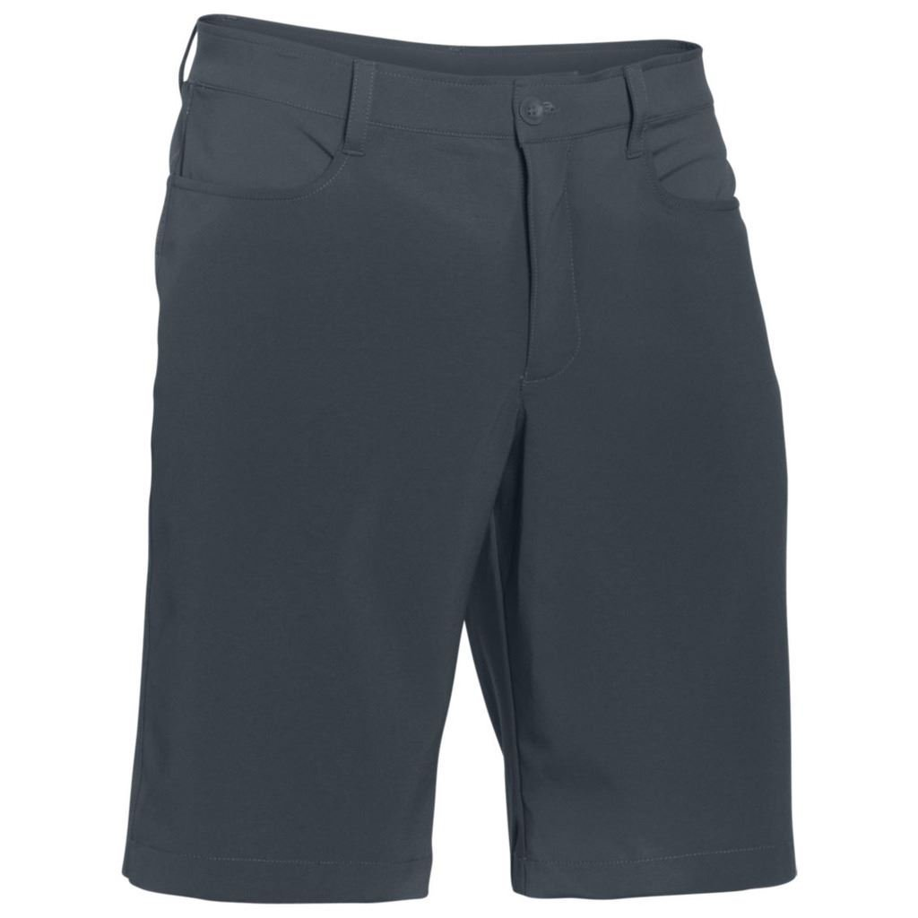 Under Armour Men's Tech Shorts, Stealth Gray (008)/Stealth Gray, 30