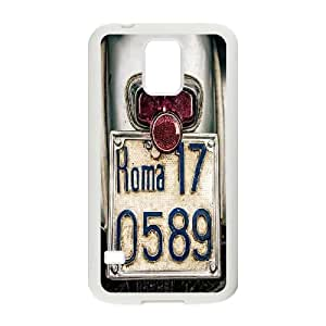 Customised SamSung Galaxy S5 I9600 Case, Vintage Vespa quote personalised Cover Case