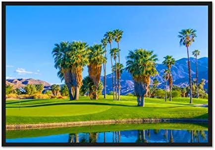 Palm Springs California Golf Course