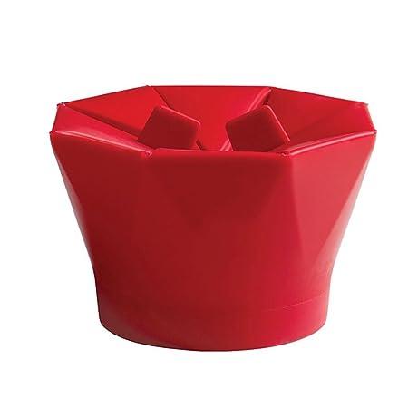 Cdrox - Palomitero de Silicona para microondas