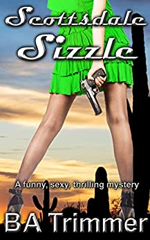 Scottsdale Sizzle romantic thrilling Mysteries ebook product image