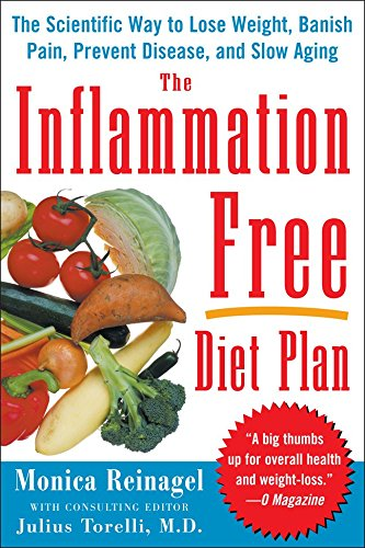 Inflammation Free Diet Plan Monica Reinagel product image