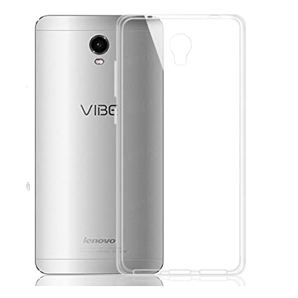 wholesale dealer 81a5e 6a18d Plus Ultra Clear Transparent Flexible Soft TPU Slim Back Cover for Lenovo  Vibe P1