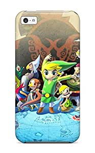 ZippyDoritEduard RdKtqlw6115ElxIi Case For Iphone 5c With Nice The Legend Of Zelda Appearance
