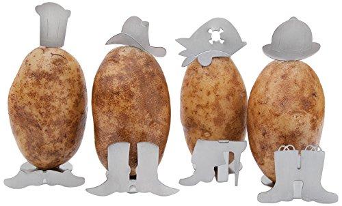 Charcoal Companion Potato People / 4 Styles - CC5118 ()