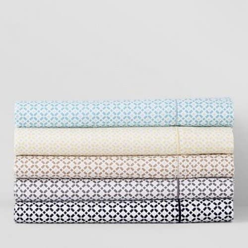 Hudson Park Cotton 500TC Pillow Sham Blue King