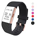 Wearlizer Compatible Fitbit Charge 2 Bands Accessories...