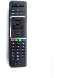 Buy Airtel Digital TV DTH Remote For HD and SD Support By