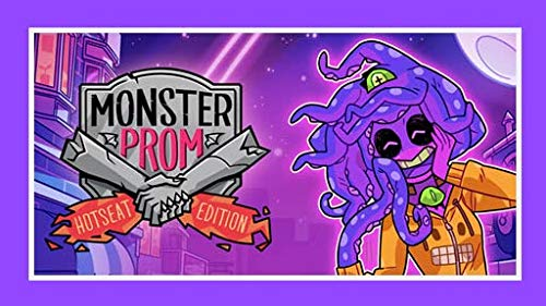 Monster Prom: Hotseat Edition