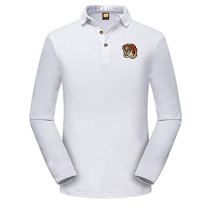 Rawdah_Camisas De Hombre Manga Larga Camisas De Hombre De Vestir Camisas De Hombre Blancas Camisas De