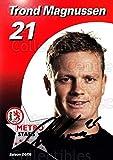 (CI) Trond Magnussen Hockey Card 2004-05 German DEG Metro Stars Postcards 14 Trond Magnussen