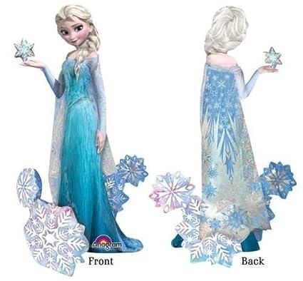 Amazon.com: loonballoon Elsa de Frozen Disney princesa copo ...