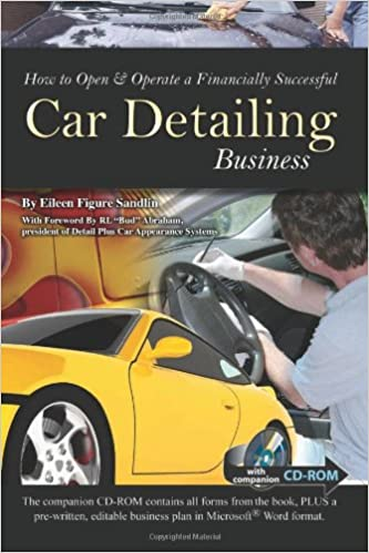 How to Open & Operate a Financially Successful Car Detailing ...