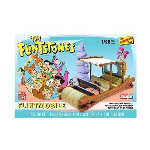 Unbekannt Lindberg flintmobile die Flintstones Auto Snap Kit LN604
