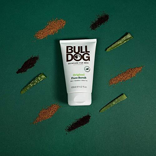 Bulldog Mens Skincare and Grooming Original Full Face Kit with Moisturizer, Face Wash & Face Scrub