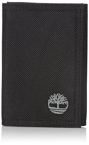 Timberland Men's Trifold Nylon Wallet by Timberland