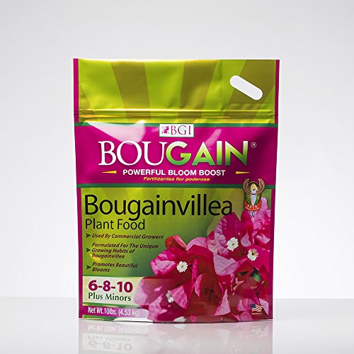 BOUGAIN 10lb Bag, Bougainvillea Fertilizer