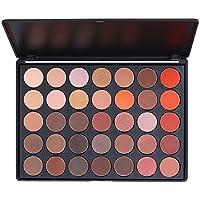 Etereauty 35 Color Matte Shimmer Eye Shadow Makeup Palette