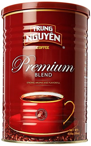 Trung Nguyen Vietnamese coffee - 15 oz can by Trung Nguyen