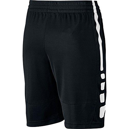 Boy's Nike Dry Basketball Short Black/White Size X-Large (3 Pack) by NIKE