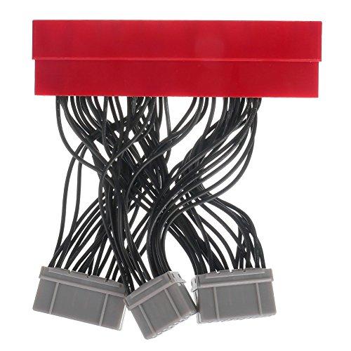OBD2B TO OBD1 Replace ECU Jumper Conversion Wiring Harness Jumper Adapter Wire For HONDA ACURA - Ecu Wiring