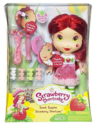 Strawberry Shortcake Sweet Surprise Doll]()