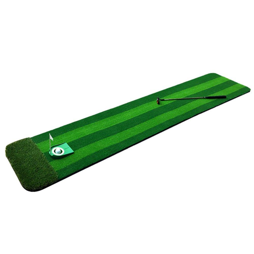 DS-ゴルフ練習マット ゴルフ屋内練習マットパットプラクティスマット2色オプション && (色 : 2#) B07L7P9B7B 2#