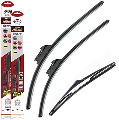 Vauxhall Mokka Rear Windscreen Wiper Blade 2012 Onwards BOSCH