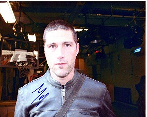 Matthew Fox Signed Autographed 8x10 Lost Photo UACC RD - Matthew Photo Signed Fox