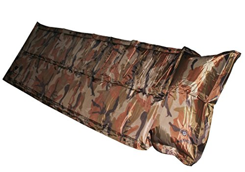 Self Inflating Sleeping Pad Camping Mattress