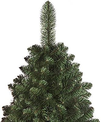 DWA ARBOL Navidad Grande en Caja, Bosque Tradicional Verde Lujo con Soporte (150 cm, Caucasian Fir): Amazon.es: Jardín