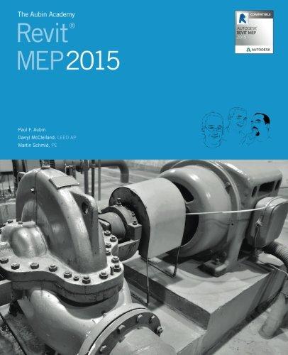 The Aubin Academy: Revit MEP 2015 - Buy Online in Oman  | Paperback