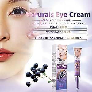 Amazon.com: Fashionwu negro Medlar crema reafirmante de ojos ...