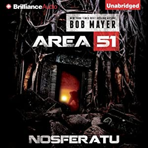 Area 51: Nosferatu Audiobook
