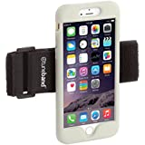 TuneBand for iPhone 6 PLUS and iPhone 6S PLUS, Premium Sports Armband with Two Straps and Two Screen Protectors, GLOW IN THE DARK