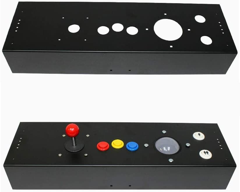 Multicade Control Panel w// 3 IN trackball hole for stand up Arcades Jamma More
