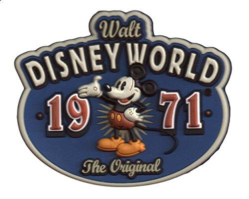 Disney Wdw Refrigerator Magnet - 3