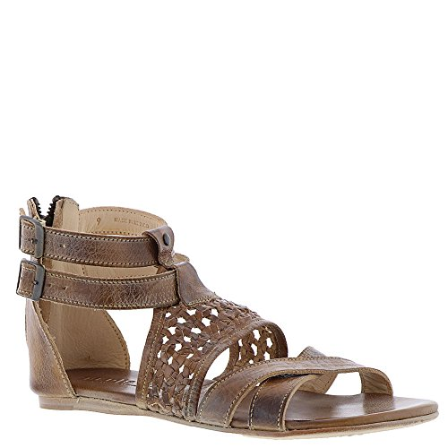 Bed|Stu Womens Capriana Tan Mason Leather 9 M