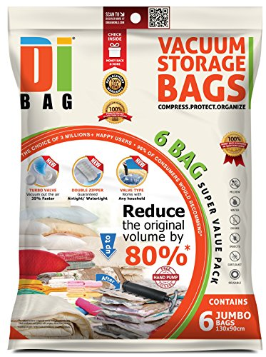 Space Saver Vacuum Storage Bags product image