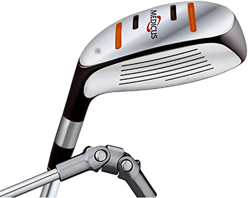 Medicus Dual Hinge Hybrid Club, Right Hand