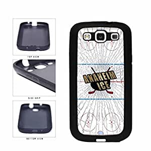 Anaheim Ice TPU RUBBER SILICONE Phone Case Back Cover Samsung Galaxy S3 I9300