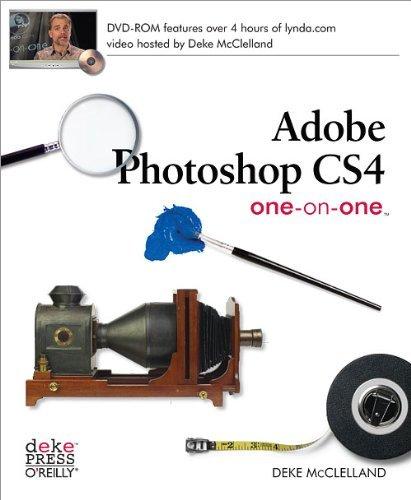 Adobe Photoshop CS4 One-on-One (Digital Media) by Deke McClelland (2008-10-31)