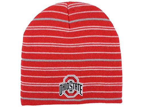 Ohio State Buckeyes Knit Cuffless Stripe - Ohio State Buckeyes Striped Acrylic Shopping Results