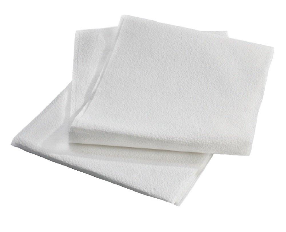 McKesson Disposable Drape Sheets, 2 Ply, 40 x 48 Inch, White - 1/Case of 100